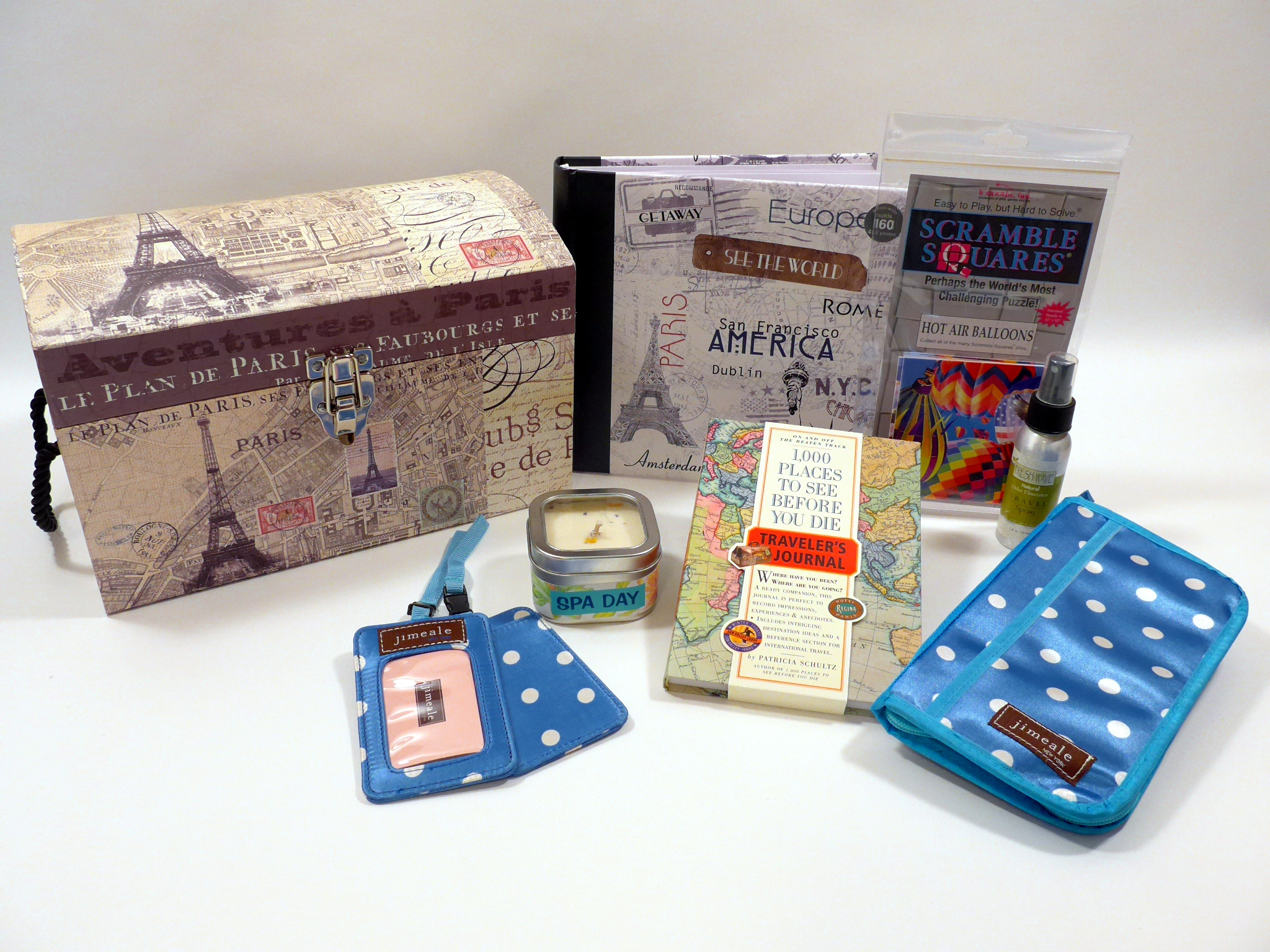 Featured Product Travel Gift Baskets For Women And Men Thoughtful Presence